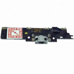Cabo Conector Flex Carga Cel Motorola Moto G4 Play Xt1603